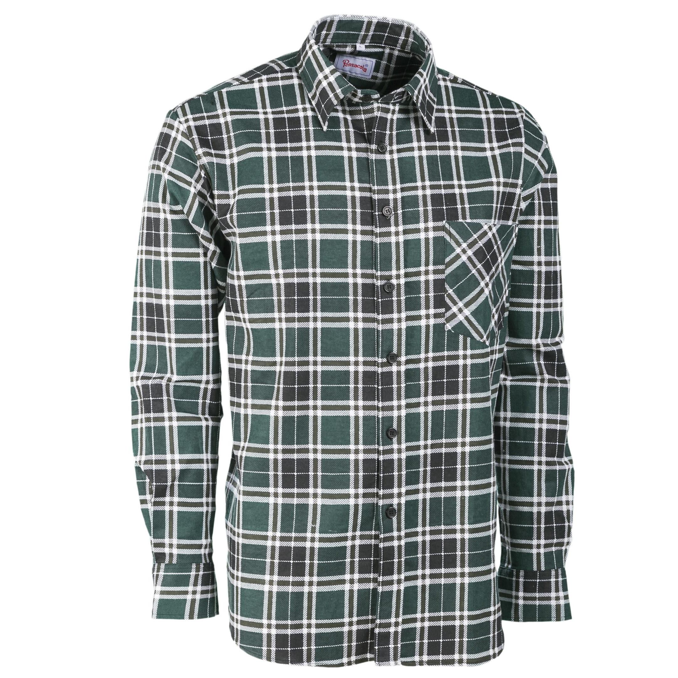 low priced 476a4 07add Camicia flanella SB1526 – SecurB – Abbigliamento da Lavoro ...