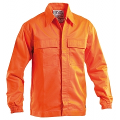 Giubbotto ignifugo arancione