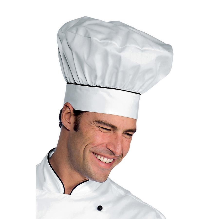 Cappello cuoco SB1564 – SecurB – Abbigliamento da Lavoro ... a4b7e4c47790