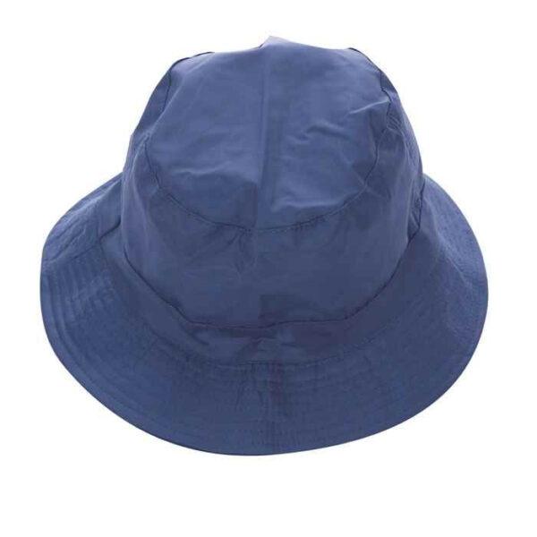 cappello pescatore nylon blu navy