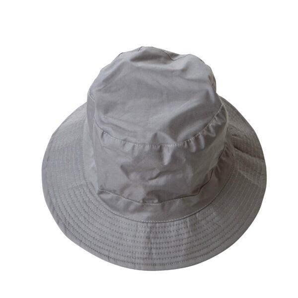 cappello pescatore nylon grigio