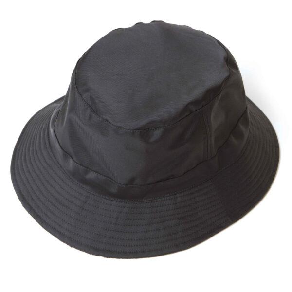 cappello pescatore nylon nero