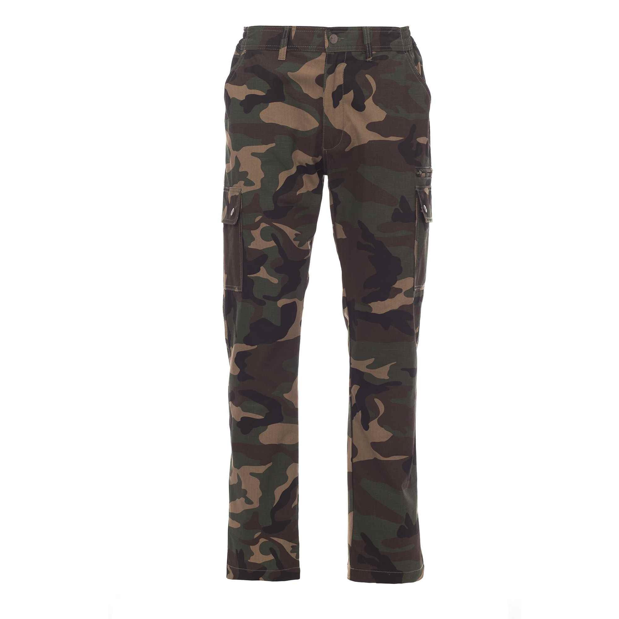 taglia 40 dab65 3b72a Pantalone mimetico SB1692 – SecurB – Abbigliamento da Lavoro ...