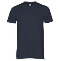 T Shirt blu navy manica corta