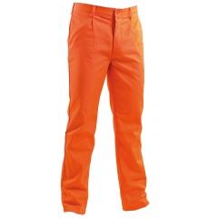 pantalone ignifugo arancione