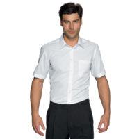 camicia-uomo-bianca manica corta