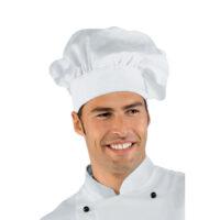 cappello-cuoco-bianco cotone