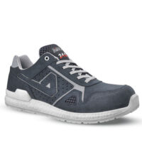 scarpa bassa s1p bianca blu