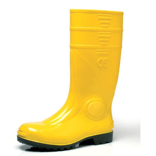 stivale da lavoro S5 giallo