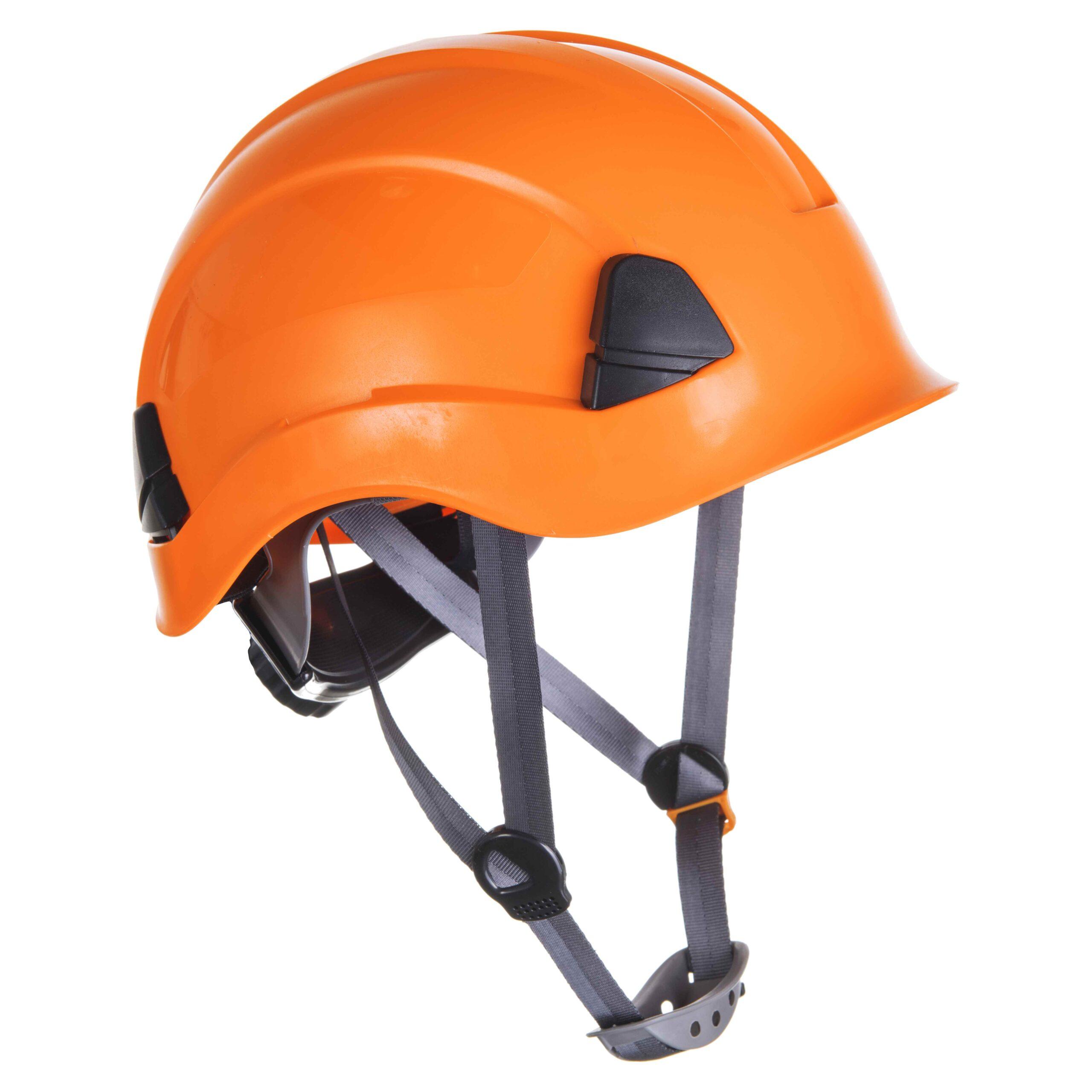 elmetto endurance arancio alta visibilità