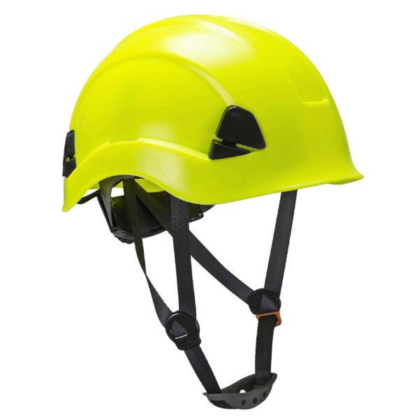 elmetto endurance giallo alta visibilità