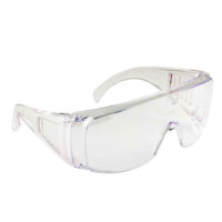 occhiali visitatore trasparente